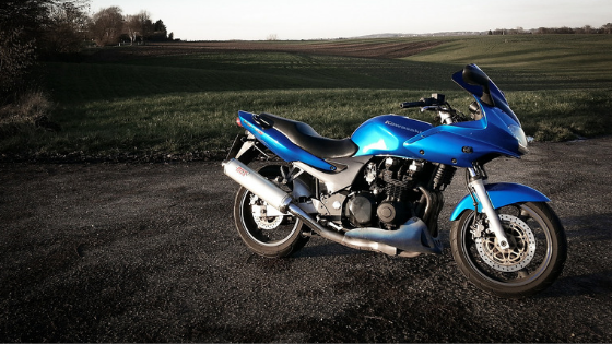 purchasing a motorcycle out of state